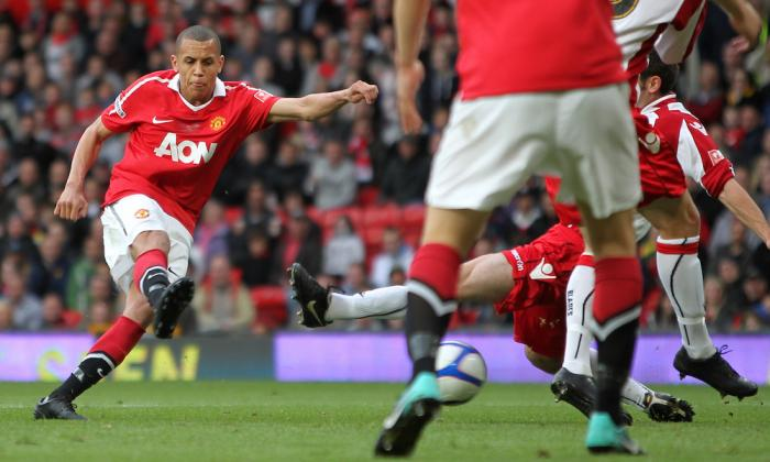 Ravel Morrison scores for Manchester United's Youth team against Sheffield United